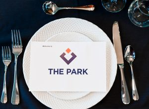 The Park Table Setting