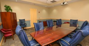 Meeting Room at Solo Space at The Park